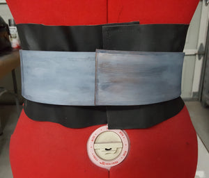 Leather Mandalorian Girth Belt