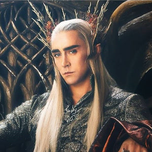 Thranduil - Armor, Weapon, and Crowns