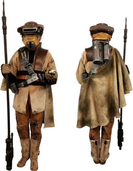 Bandolier- Boushh - Leia Bounty Hunter Disguise