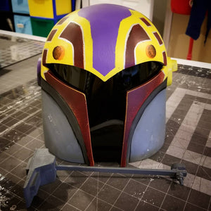Season 4 Sabine Wren Costume Kit