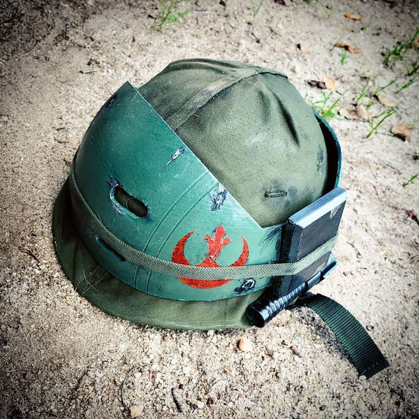 Rebel Trooper Helmet - Rogue One