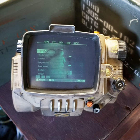 Pip-Boy 3000 Mark IV
