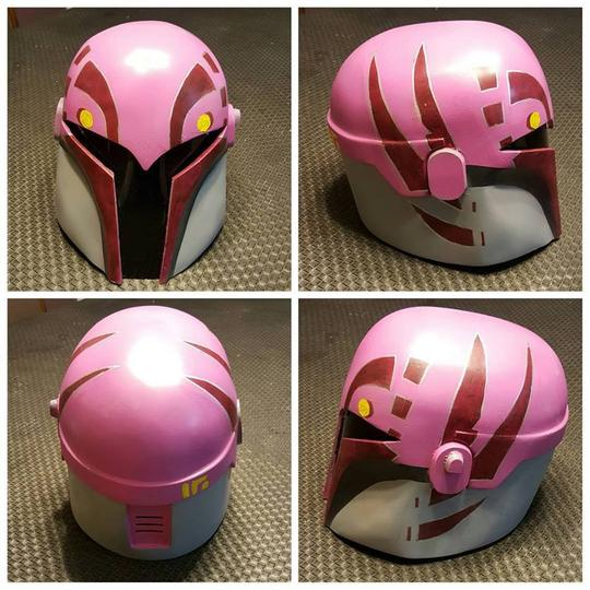 Season 1 Sabine Wren Costume Kit
