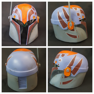 Season 3 Sabine Wren Costume Kit