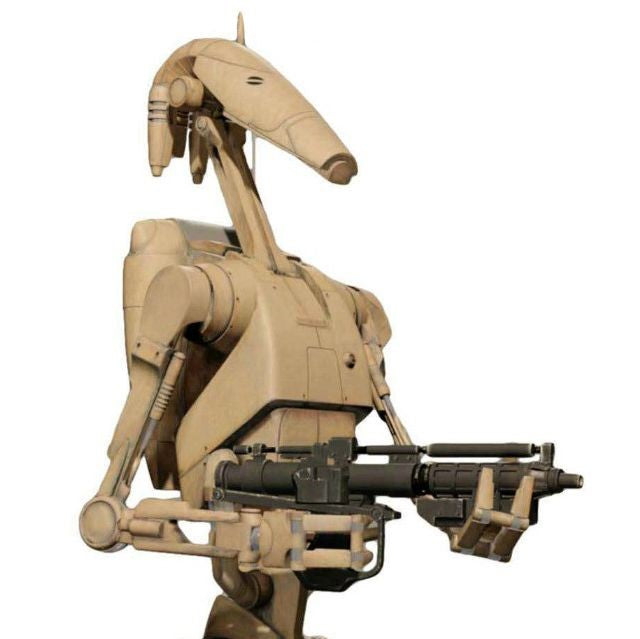 B1 Battle Droid - Clanker