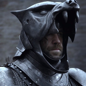 The Hound Helmet