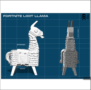 Fortnite Loot Llama Blueprint