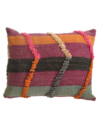 Tangier Stripe Pillow