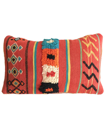 Pueblo Lumbar Pillow
