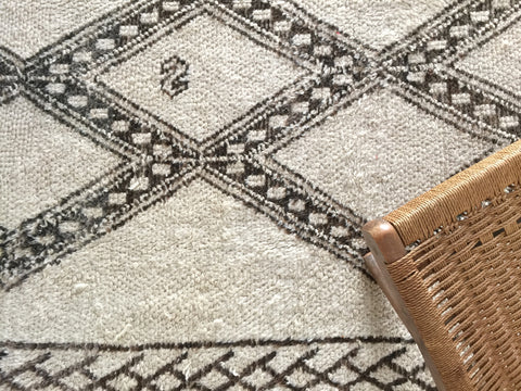Heirloom Moroccan rug