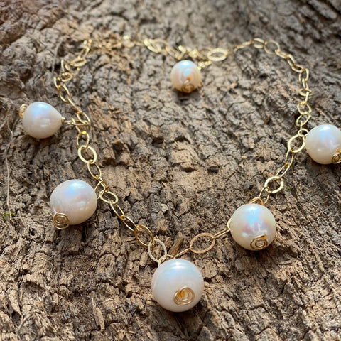 The Anna Maria Pearl Necklace