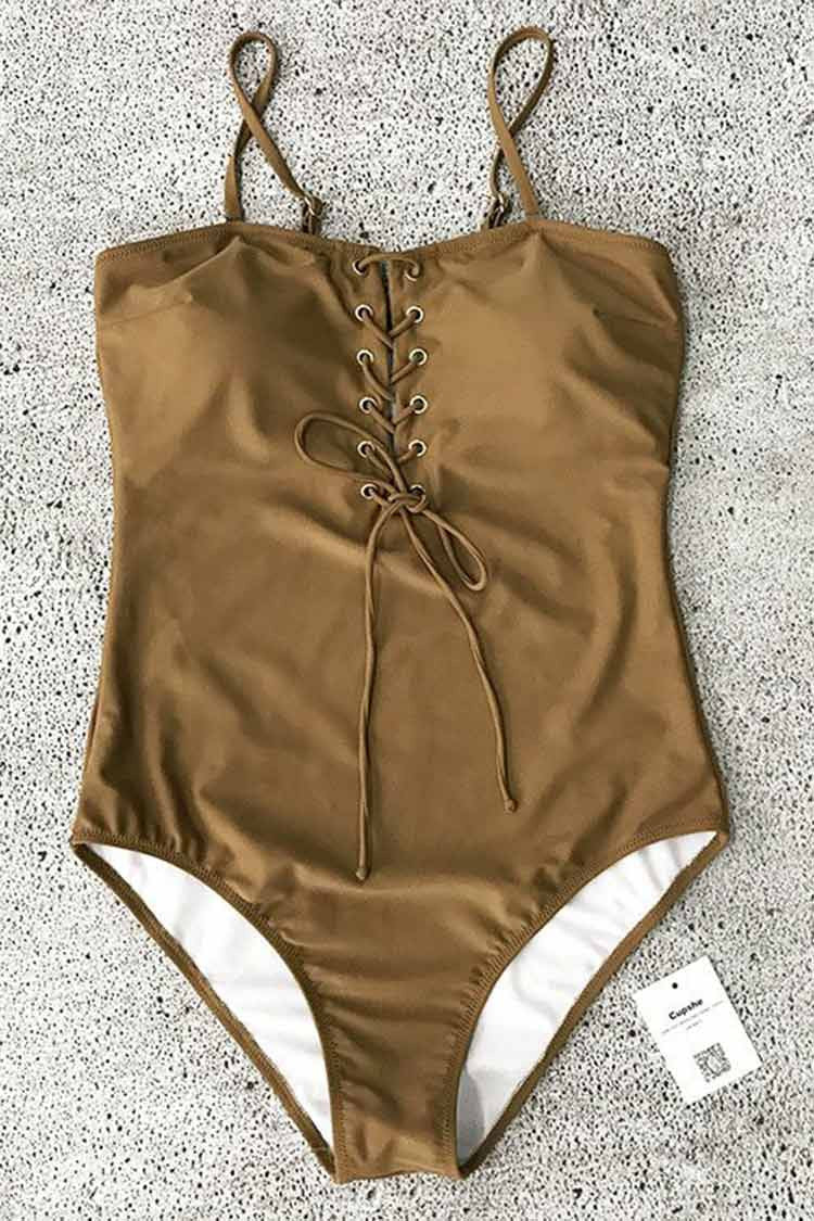 Go into ocean, back to earth. Product Code CYY798 Details With padding bra Lace up Fabric Chinlon,Elastane Reference model try on SIZE M, height 5\'9, weight 155 lbs, bust 36C SIZE(IN) USA UNDERBUST WAIST HIP S 4/6 25.9 26.8 31.5 M 8/10 27.6 28.3 33.1 L 12/14 29.1 29.9 34.7 XL 16/18 30.7 31.5 36.2 XXL 20 32.3 33.1 37.8 size chartplease allow 0.4-0.8 differs due to manual measurement Swim Top Sizing Guide S M L XL XXL 32C 34C 36C 38D 40A 32D 34D 36D 40B 40B 34A 36A 38A 40C 40C 34B 36B 38B 40D 40D