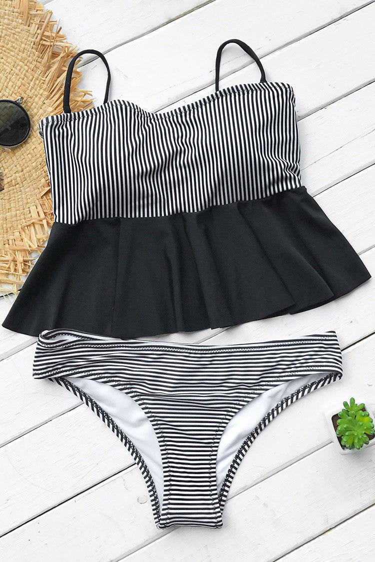 Cupshe Stripe Of Life...