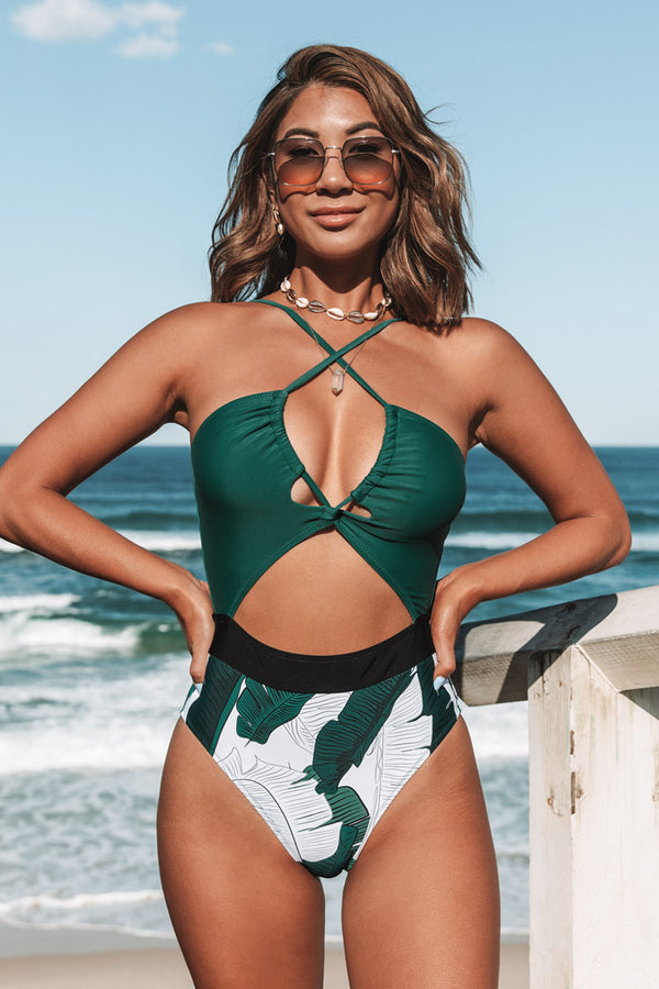 Brynn Cutout One Piece Swimsuit