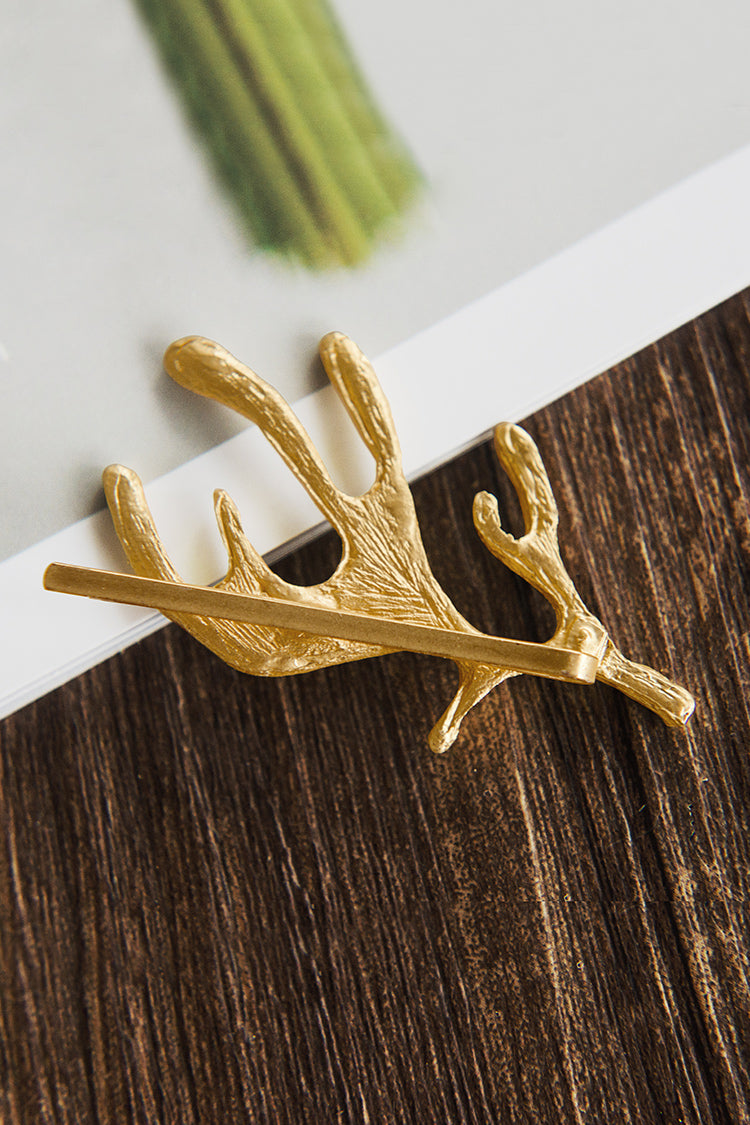 Elk Antler Hair Pin