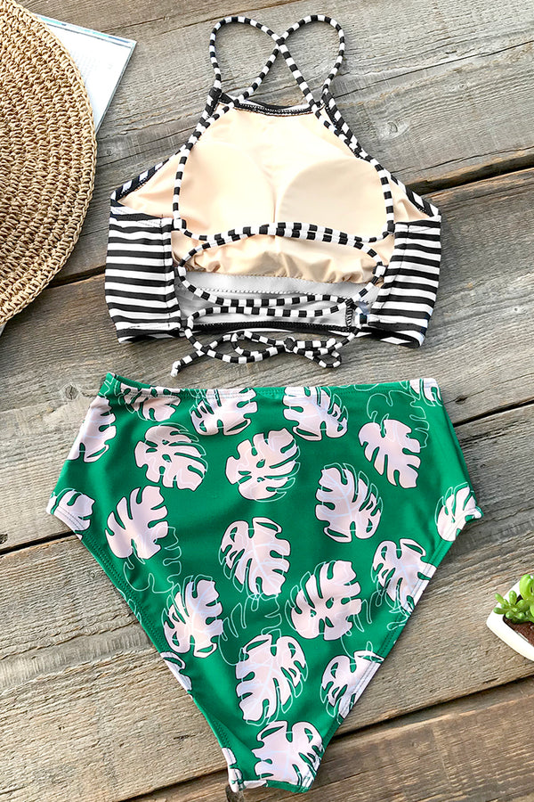 Free Spirit High-waisted Bikini