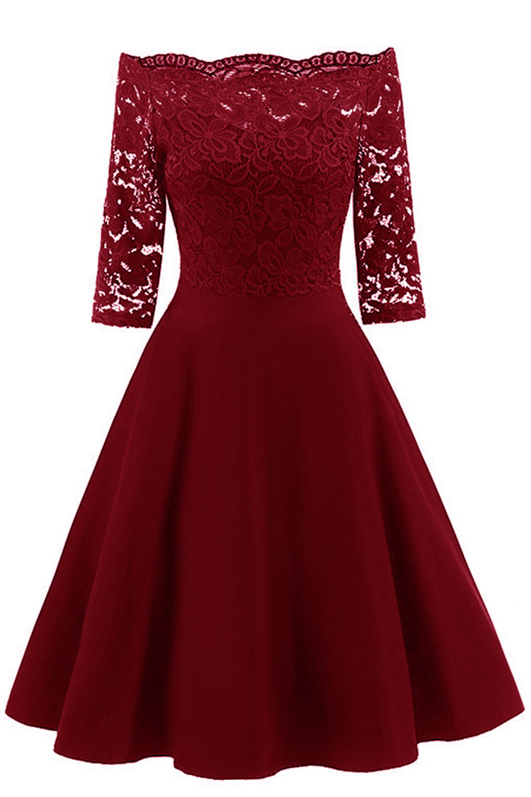 Love Song Lace Dress