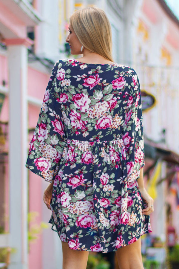Blooming Floral Dress