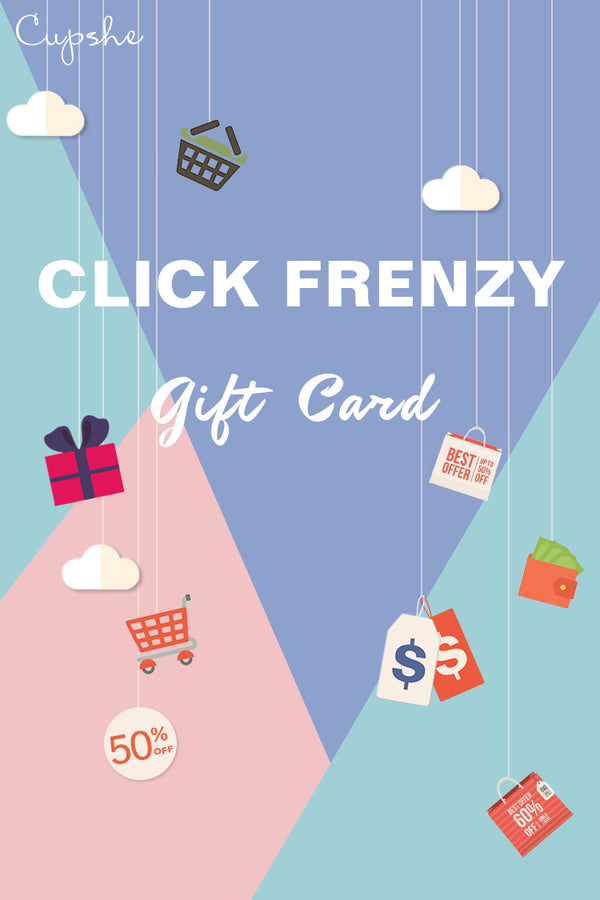 E-Gift -click frenzy