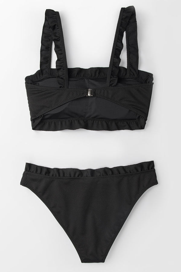 Only Love Solid Bikini Set