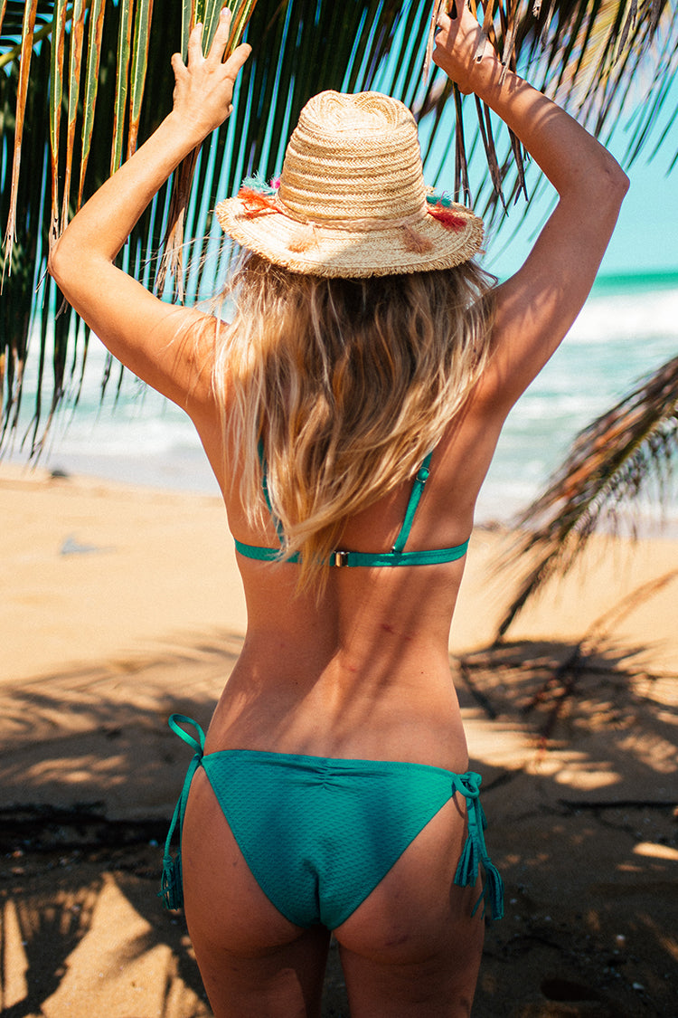 Feel Your Hands Tassel Bikini Set