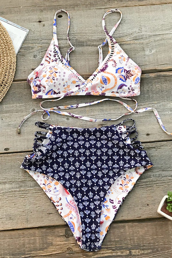 Cloud Nine High-waisted Bikini