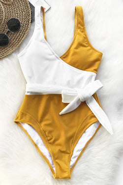 The Spring Snow One-piece Swimsuit