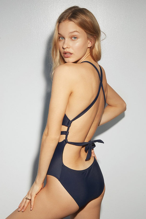 My Destiny Cross One-piece Swimsuit