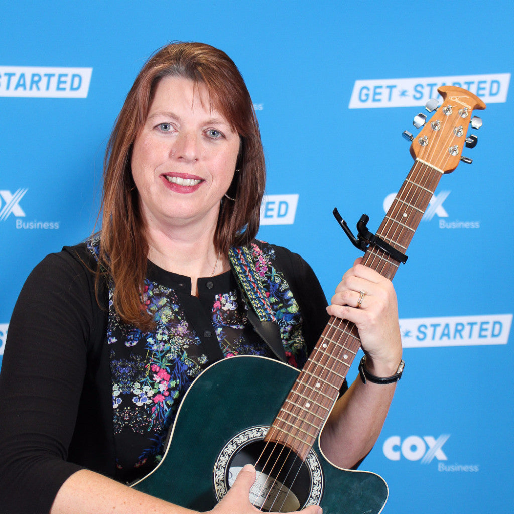 Winner of the 2015 Cox Business 'Let's Get Started' Competition in Gainesville, FL!