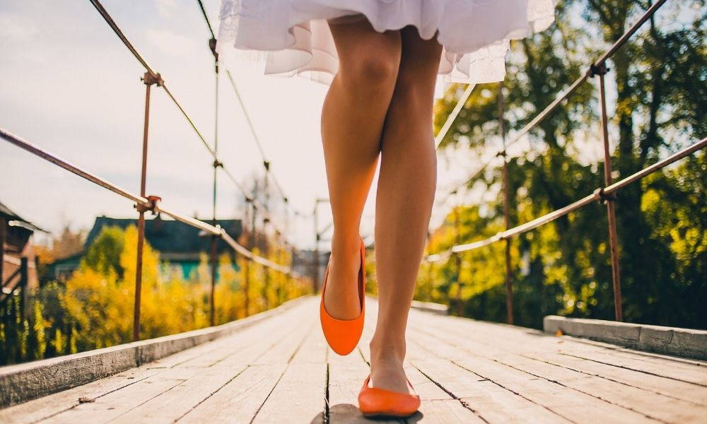 Types of Shoes To Pair With a Dress This Summer
