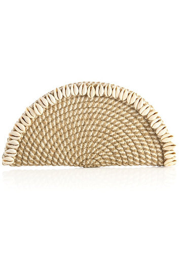 Willa Half Moon Clutch