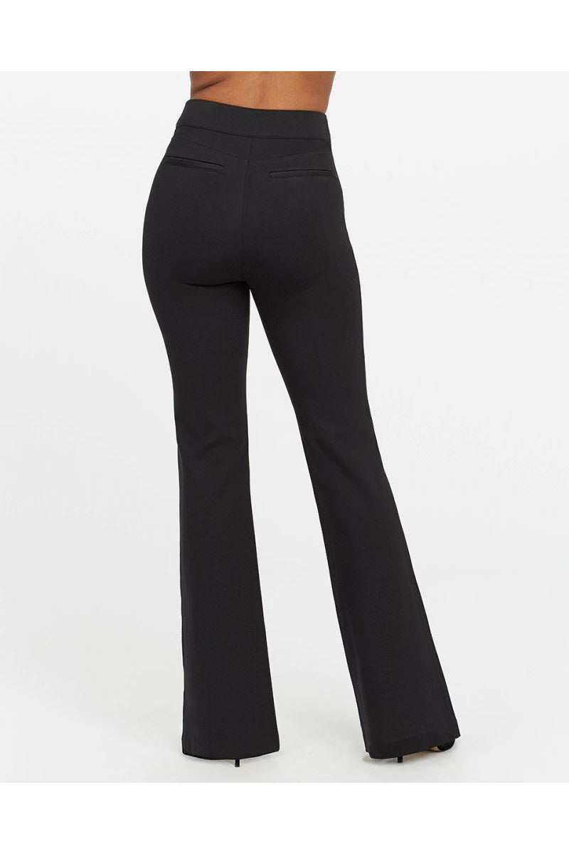 The Perfect Black Pant - Spanx Hi Rise Flare