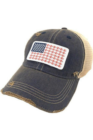 Judith March Flag Football Hat