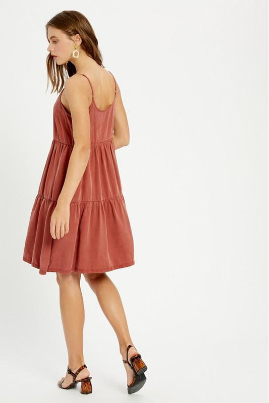 Three Tiered Maggie Dress