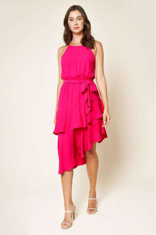 Adore You Ruffle Dress