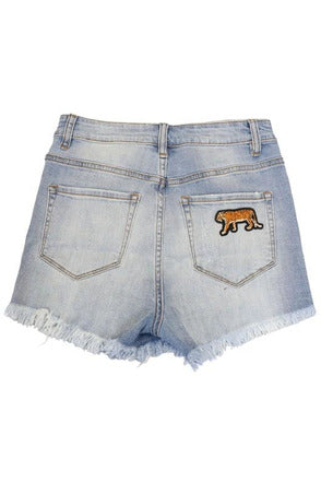 Judith March Easy Tiger Shorts