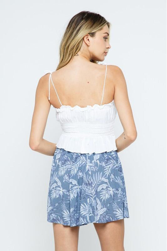 Blue Hawaii Shorts