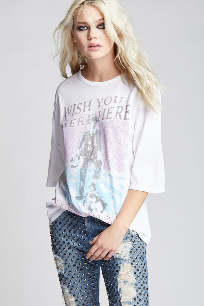 Pink Floyd Wish You Were Here Tee