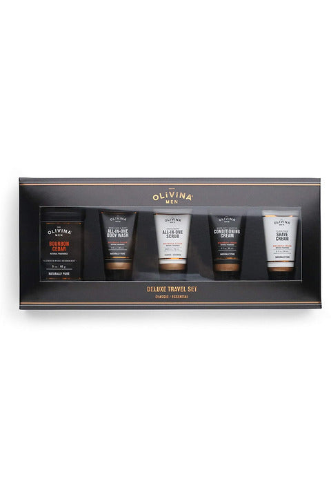 Men's Olivina Delux Travel Set