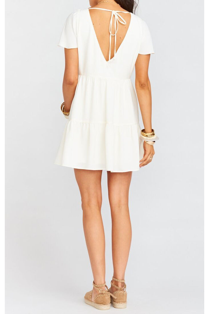 Cream Cia Mini Dress