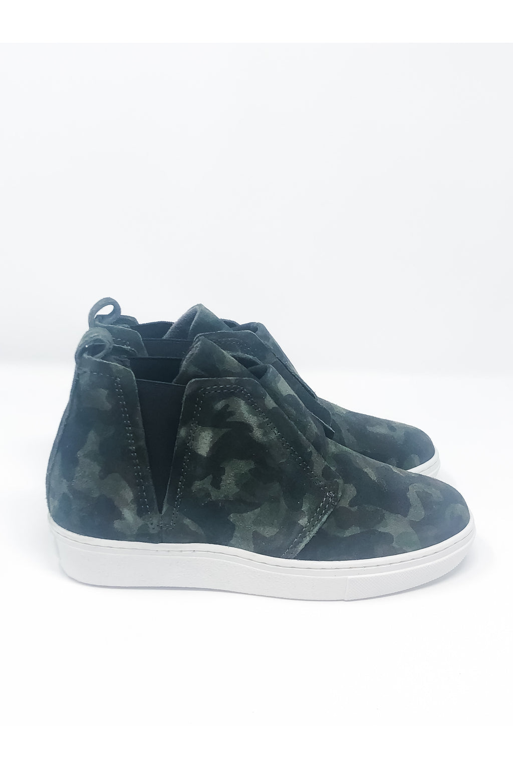 Laurent Forest Camo High Top