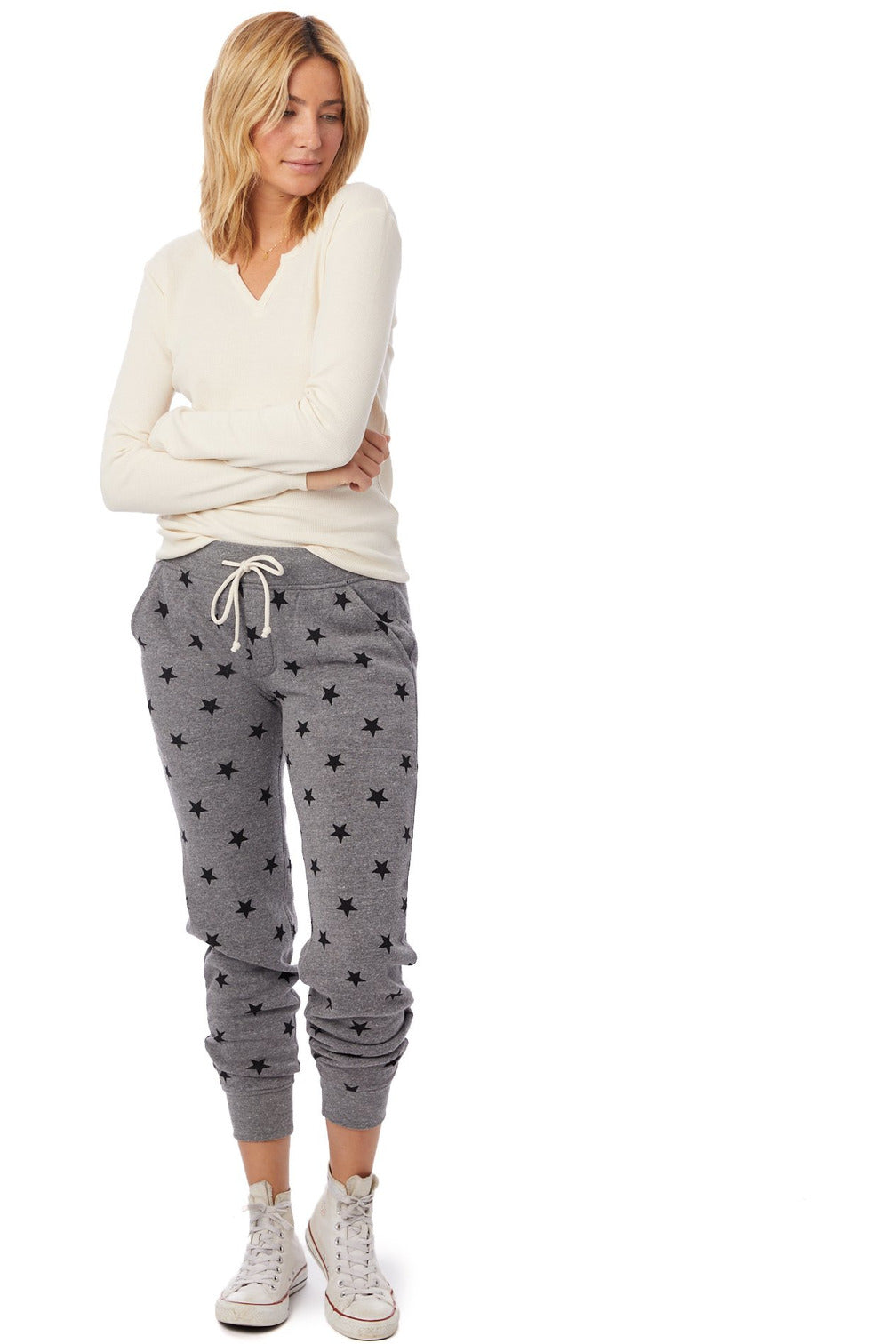 Star Fleece Joggers