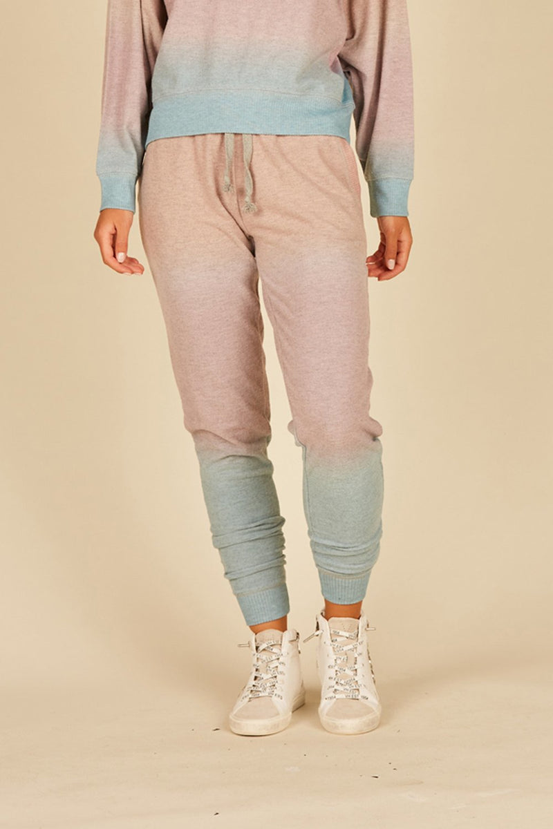 Ombre Sky Joggers