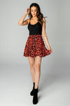 Buddy Love Presley Cherry Bomb Skirt