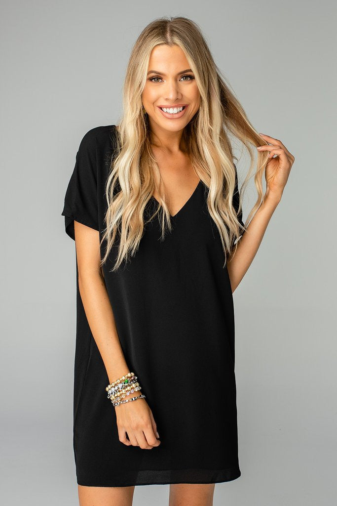 Baker Dress - Black