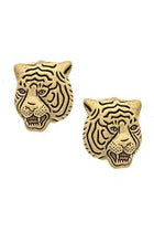 The Keleo Tiger Earring