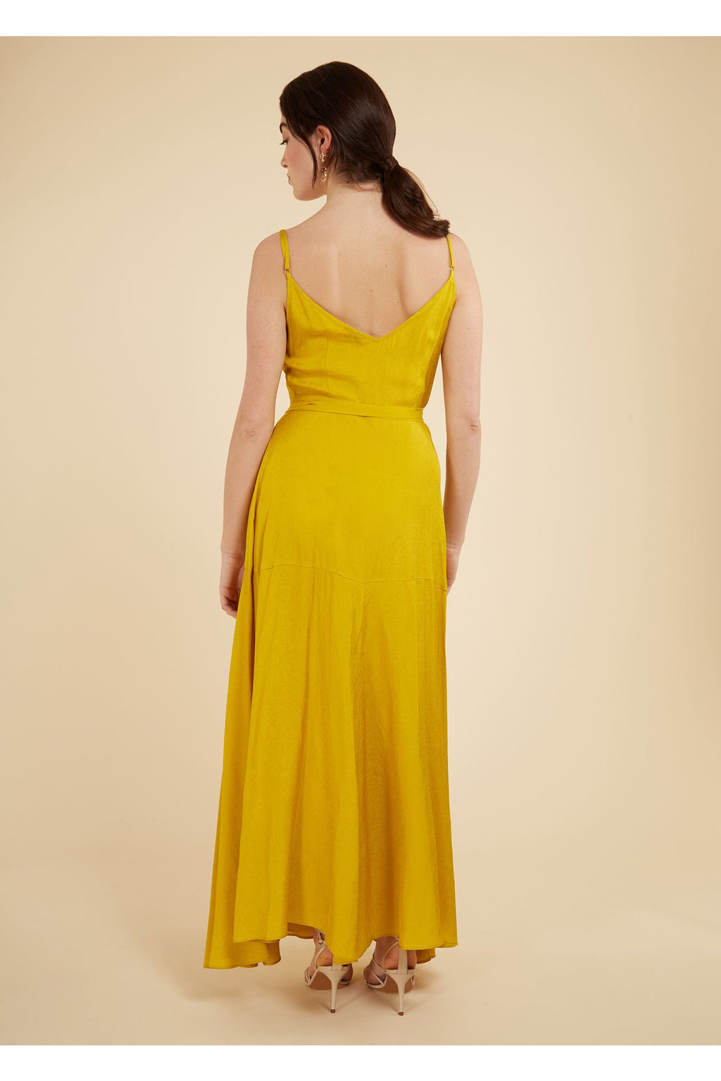 Alika Yellow Dress