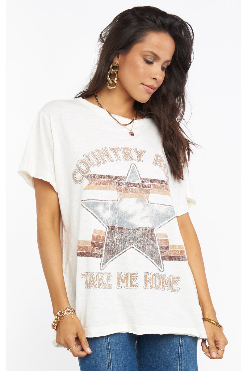 Country Road Cooper Tee