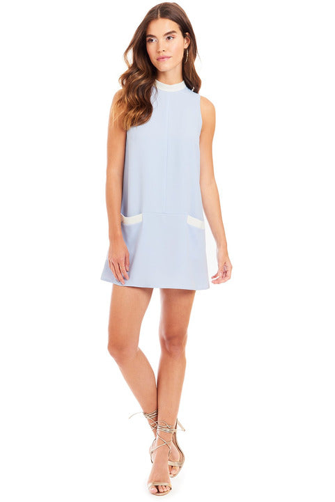 Arctic Blue Mayer Dress