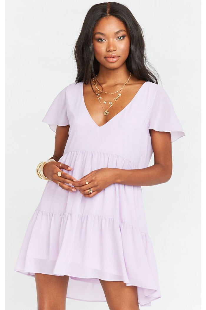 Violet Cia Mini Dress